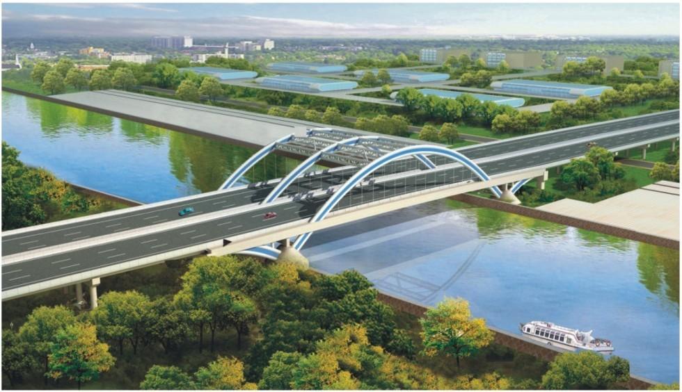 桐九公路客运中心至高铁火车站段改建工程
