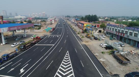 赤峰至曹妃甸公路(G508)滦州至青坨营段工程正式通车